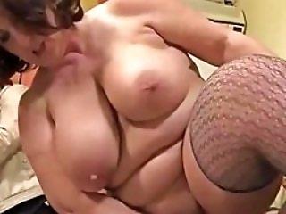 Thick Mature Italiana Takes Anal Italian Cuckold
